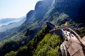 Map Great Wall Of China by The Great Wall Marathon 5 164 Steps Into History