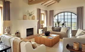 rustic italian living room ideas pictures