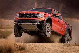 Ford Pickup Raptor 2011 - 2010 ford f 150 svt raptor packs a 411 horsepower 6 2l v8 and