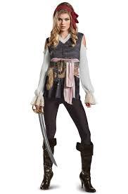 brand new disney u0027s captain jack female classic costume ebay