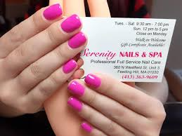 serenity nails u0026 spa home facebook