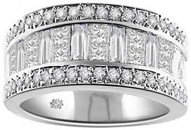men diamond wedding bands baguette cut diamond men wedding rings the wedding