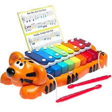 Little Tykes Toy Box Little Tikes Jungle Jamboree Tiger 2 In 1 Piano Toys