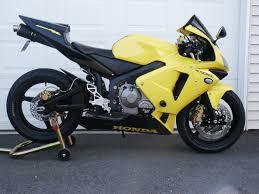 honda cbr 600 yellow honda cbr 600