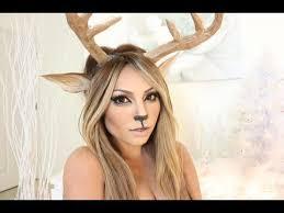 best 25 reindeer makeup ideas on pinterest reindeer costume