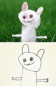 dad takes his 6 year old kid u0027s cute drawings