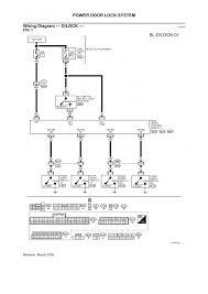 repair guides body lock u0026 security system 2005 power door