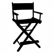 chaise r alisateur stickers fauteuil réalisateur stickers malin