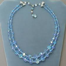 crystal jewellery necklace images Costume jewellery pictures 1 in fashion history jpg
