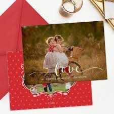 valentine u0027s day photo card templates for photographers photoshop