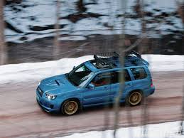 subaru hawkeye wallpaper 2007 subaru impreza forester fanatic modified magazine