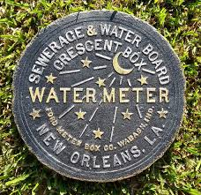 new orleans water meter new orleans water meter cover cave special