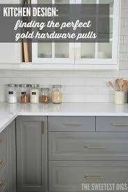 Designer Kitchen Hardware Best 25 Gold Kitchen Hardware Ideas On Pinterest Gold Kitchen