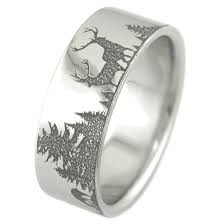 his and camo wedding rings mens camouflage wedding rings mindyourbiz us