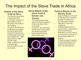 a of slavery in modern america the atlantic africa and the atlantic ppt