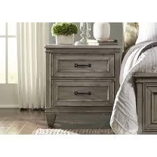 gray wood nightstand tags appealing grey wood nightstand