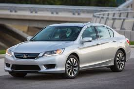 used 2015 honda accord hybrid sedan pricing for sale edmunds