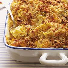 Dinner Casserole Ideas Mandy U0027s Easy Cheesy Chicken Casserole Recipe Myrecipes