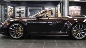 porsche 4s cabriolet 2014 porsche 911 4s cabriolet for sale columbus ohio