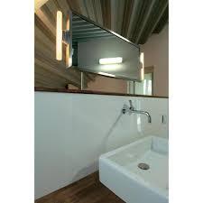 Bathroom Fluorescent Light by Bathroom Wall Light Fluorescent Lamp S14d 60 W Slv Chrome From