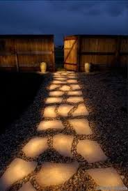 glow stones don t pin that glow in the walkway
