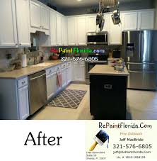 Kitchen Cabinet Painting In Orlando Fl Paint Talk Professional - Kitchen cabinets orlando fl