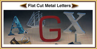 metal letters metal letter signs metal sign letters