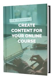 create and sell your own online courses teachable
