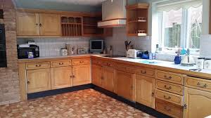 Painting Kitchen CabinetsHand Painted Kitchens Furniture And - Old oak kitchen cabinets