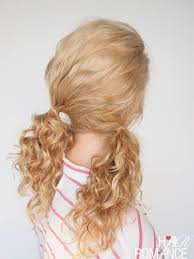 hairstyles at 30 30 curly hairstyles in 30 days day 14 hair romance