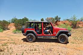 jeep jamboree rubicon trail the palo duro jeep jamboree truck trend