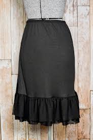 dress weights black underskirt with tiered power mesh ruffles on bottom make