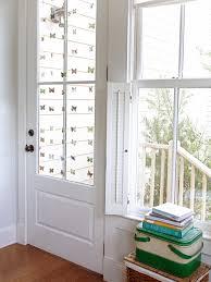 kids u0027 craft butterfly window garland hgtv