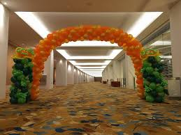 New Year Hall Decorations by Chinese New Year Balloon Decorations That Balloons