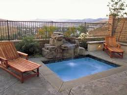 Pool Backyard Design Ideas Small Outdoor Pool 15 Great Small Swimming Pools Ideas Home