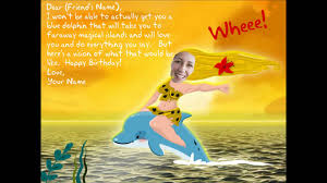 funny happy birthday ecards youtube