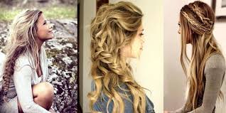hippie hairstyles for long hair adorable hippie hairstyles