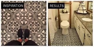 bathroom linoleum ideas tiling a bathroom floor over linoleum b46d in nice furniture home