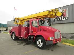 kenworth t300 for sale 2005 kenworth t300 digger derrick truck for sale 88 025 miles