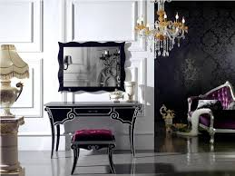 Vanity Mirror With Chair Bedroom Bedroom Simple And Neat Design Ideas Using Bedroom