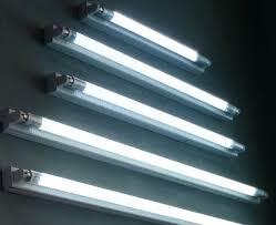 led tube light fixture t8 4ft replacing tube lights with led ls ledwatcher