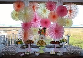 a tea party bridal shower for julia
