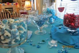 candy bar for our baby boy baby shower baby shower ideas