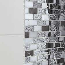 Chatiere Leroy Merlin by Mosaique Fusion Neo Futurisme Artens Noir Et Chrome 2 3x4 8 Cm Jpg
