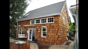 a shingled backyard cottage appealing studio eccos design