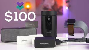 cool tech gifts under 100 youtube