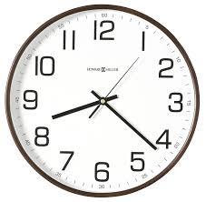 howard miller wall clocks affordable howard miller bota wall