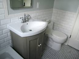 tiles white subway tile gray grout bathroom full size of