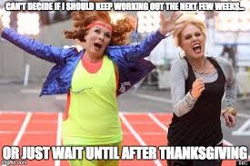 Ab Fab Meme - ab fab finish line memes imgflip