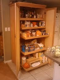 Tall Kitchen Pantry Cabinet Free Standing Kitchen Pantry Cabinet Ellajanegoeppinger Com